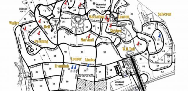 アーリントン国立墓地とフィリピン(はじめに・目次)